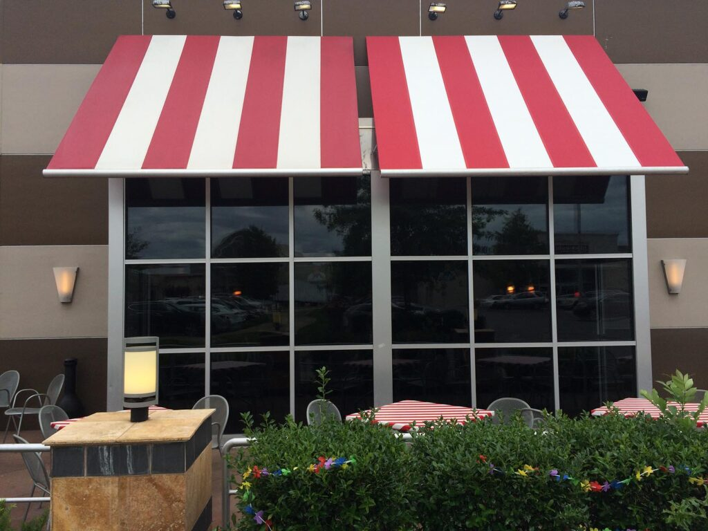 Commercial Awnings by Adams Signs & Awnings